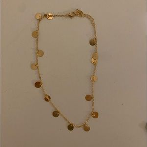 Gold 14K Platted Necklace